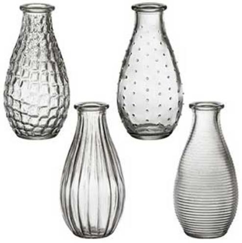 Cafe Bud Vase Collection