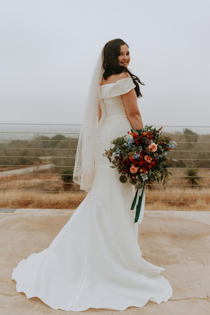 Julia + Cole | Bride