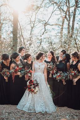 Ashley + Corey | Bridesmaids