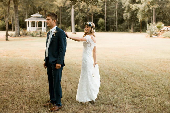 Marriage at Magnolia Meadows