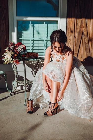 Ashley + Corey | Bride