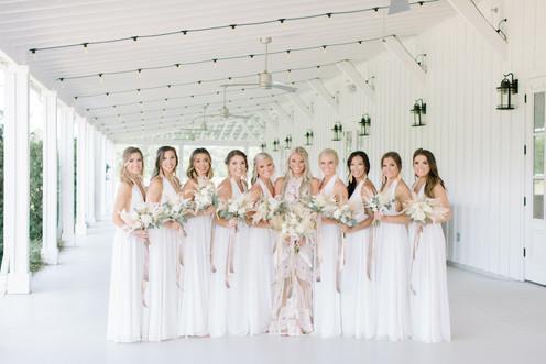 Shayne + Zac | Bridesmaids