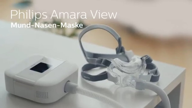 Online Commercial | Philips Amara View