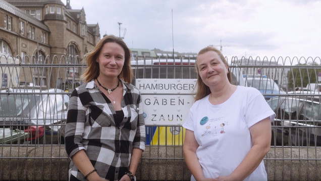 Passion Project | Hamburger Gabenzaun