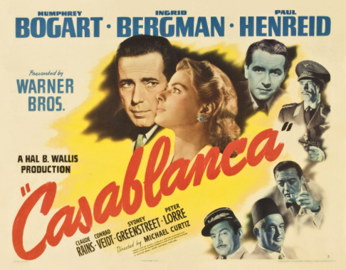Casablanca: a perfect film ending