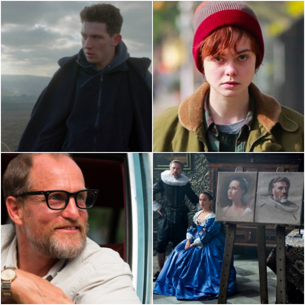 Films to see in 2017 (God's Own Country, About Ray, Wilson & Tulip Fever)