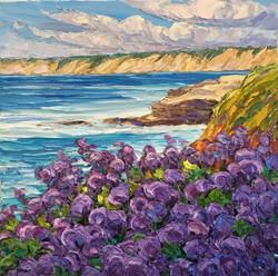 Sea Lavender, La Jolla