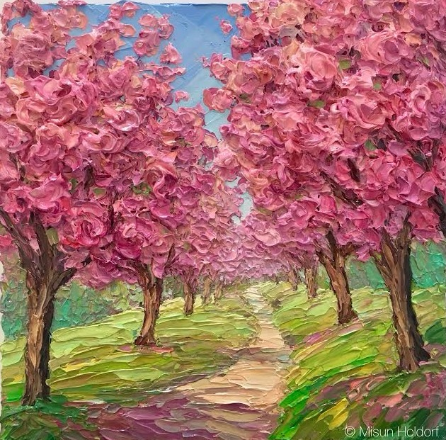 Cherry Garden Walk