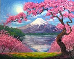 Sakura (Commission)