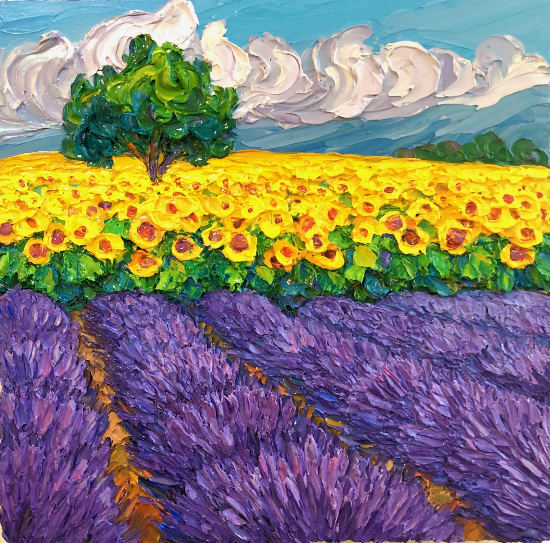 Lavender and Sunshine