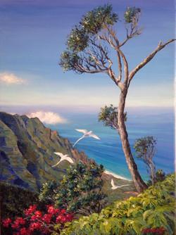White Tails, Kauai