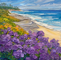 Sea Lavender View