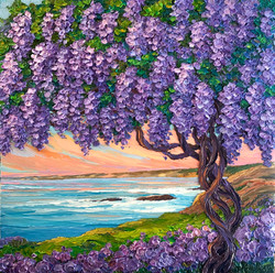 Wisteria Dreaming