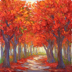 October Color