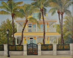 Yellow House, Key West