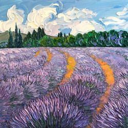 Lavender Scented Summer