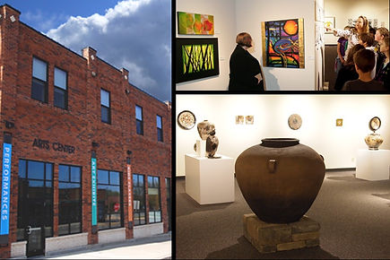 The Arts Center and other art images