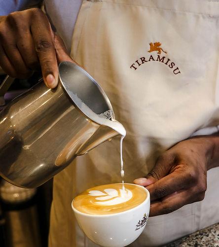 Cofee Shop at Tiramisu Bakery Kenya