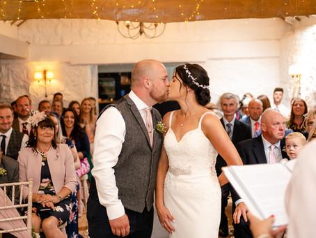 Devon Valley Wedding at Bickley Mill