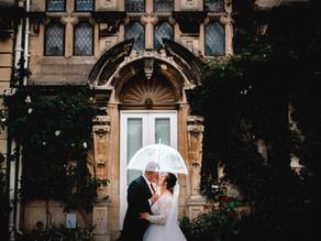 Clevedon Hall Wedding   Kia & Daniel