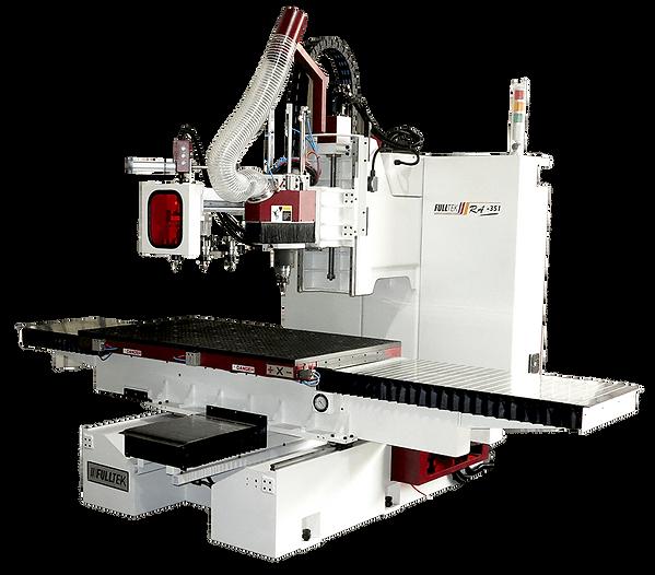 小型定柱矩陣檯面 CNC加工中心RA-351
