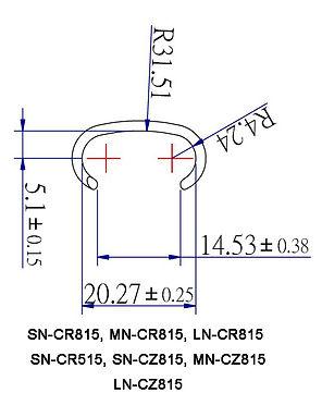 Medium-Nose C-Ring Tools