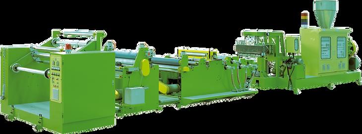 PLA (聚乳酸) 膠板押出機
