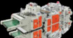 CY-350-430x2双道全自动背心袋成型制袋机