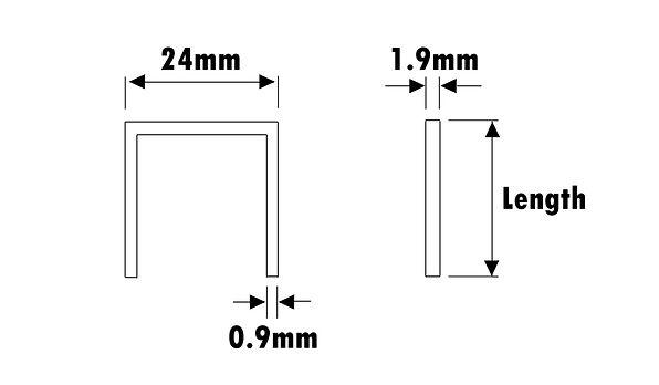Carton Staplers: CFS24/32