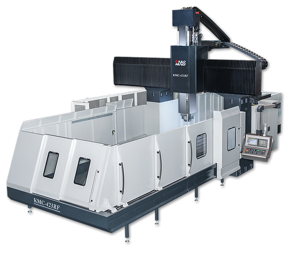 High Rigidity Double-column Machining Center