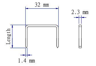 Carton Staplers: Jumbo Carton Stapllers