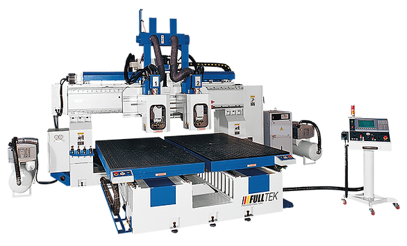 Static Column Nesting Table CNC Machining Center SAV-482D