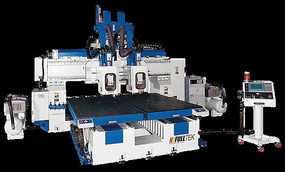 定柱矩陣檯面CNC加工中心 SAV-482D