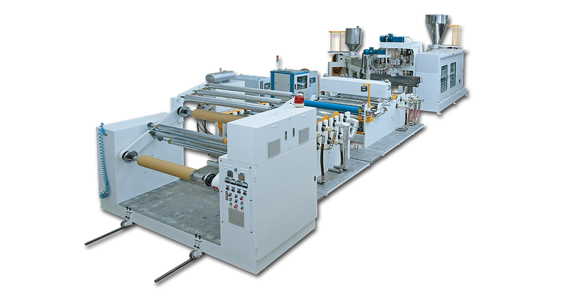 Conductive Single / Multilayer Sheet Extruder