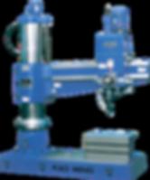Hydraulic Radial Drills