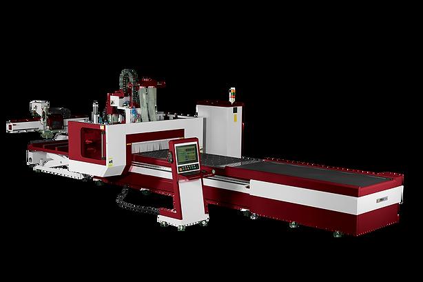 動柱矩陣檯面 CNC加工中心CFB-410L