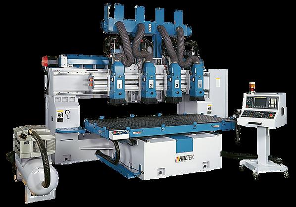 Static Column Nesting Table CNC Machining CenterSMH-484