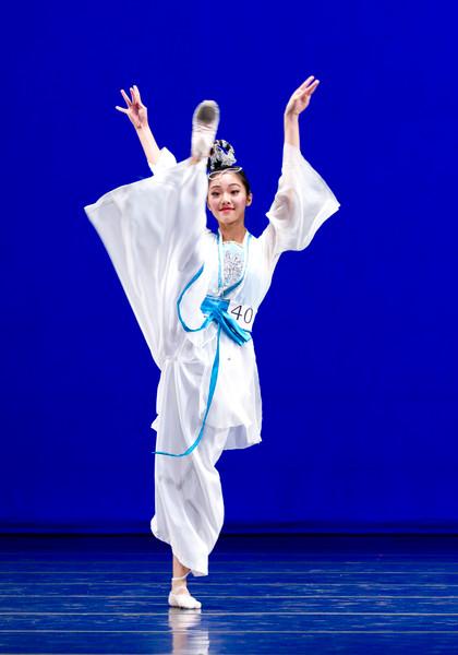 中國古典舞正式開課!