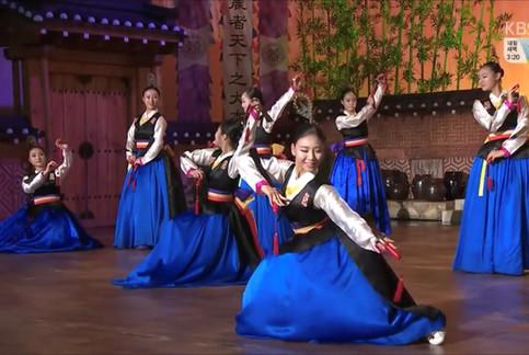 朝鮮族舞蹈基本元素課正式開課!!