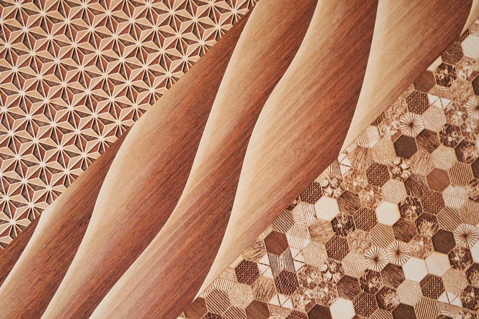 專利木質肌理技術