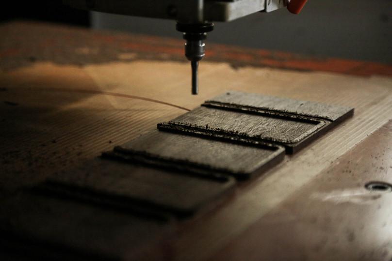CNC加工設計、製造