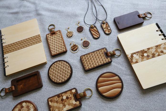 木質配件設計