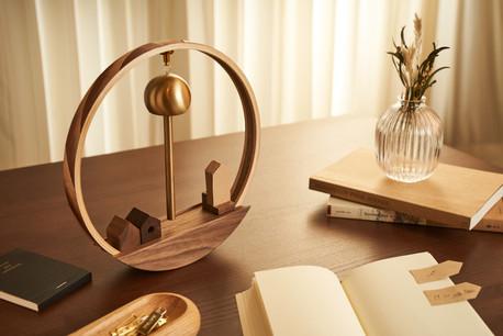 ARRT 木質桌景