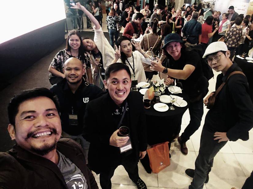 菲律賓跨國合作