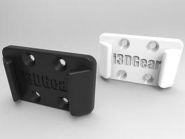 Control head mount bracket for Autohelm Analog 3000