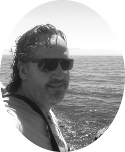 Rick Wallace co-founder and chief engineer for Madrona Bay Decor