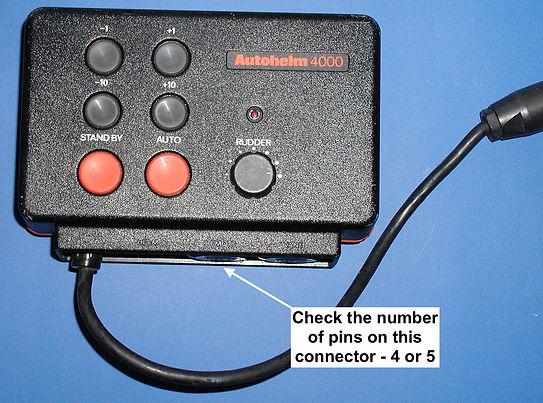 Autohelm Remote Control
