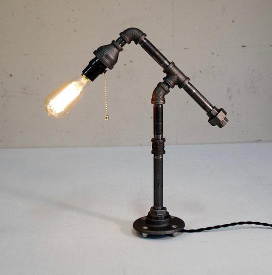 Industrial Desk Top Lamp