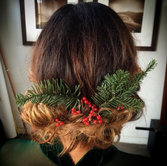 Our Favourite Christmas Hairstyles Anyone Can Do!