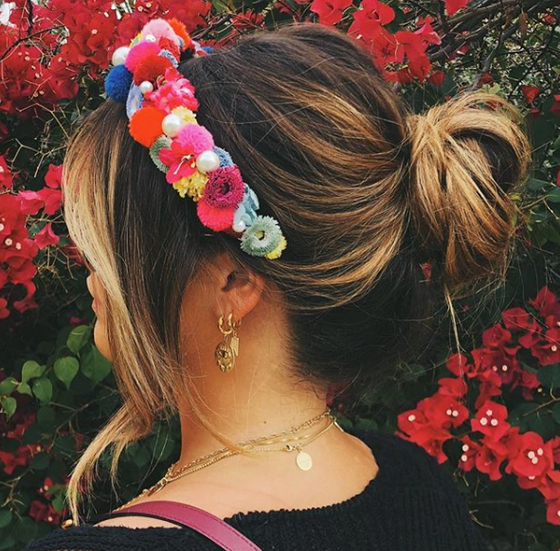 5 Of Our Favourite Festival Hairstyles                 You Just HAVE to try!